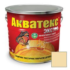 Защитно-декоративное покрытие Акватекс Экстра для древесины прозрачный 3 л