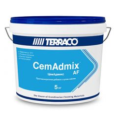 Добавка морозоустойчивая Террако ЦемАдмикс AF 5 кг