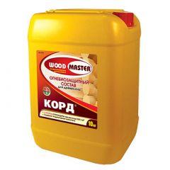 Огнебиозащита Woodmaster Корд 10 кг