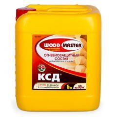 Огнебиозащита Woodmaster КСД 5 кг