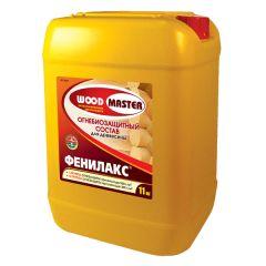 Огнебиозащита Woodmaster Фенилакс 11 кг