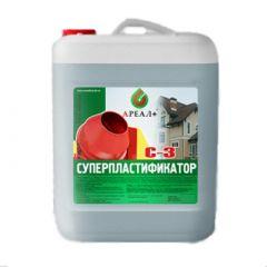 Суперпластификатор С-3 Ареал+ Стандарт 10 л