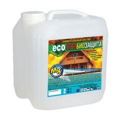 Огнебиозащита для древисины 2-ой группы Мастер-класс Eco 10 л