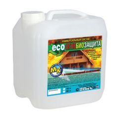 Огнебиозащита для древисины 2-ой группы Мастер-класс Eco 20 л