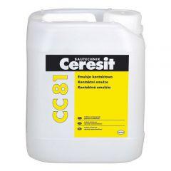 Добавка для сухих смесей Ceresit СС 81 10 л