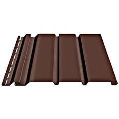 Соффит Т4 сплошной Docke Шоколад
