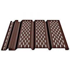 Соффит Т4 перфорированный Docke Шоколад