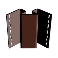 Внутренний угол Docke Шоколад