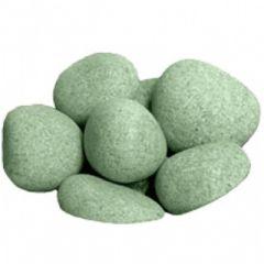 Камень для электропечей Жадеит Зеленый 10 кг