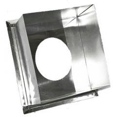 Экран защитный для потолочно-проходного устройства D-110 мм, 500х500 мм