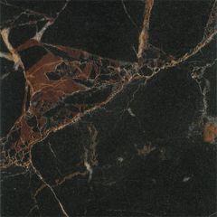 Стеновая панель Arcobaleno Мрамор Марквина черный 3050х600х4 мм Матовая 3029