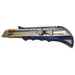 Нож с выдвижным сегментированным лезвием Креост 18 мм, 6001107