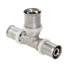 Тройник Valtec VTm.231.N под запрессовку 32 х 20 х 26 мм
