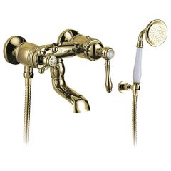 Смеситель Kern для ванны бронза 3024