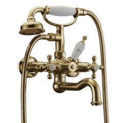 Смеситель Kern для ванны бронза 3030