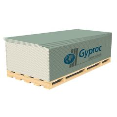 Гипсокартонный лист Gyproc Аква Лайт 2500х1200х9,5 мм