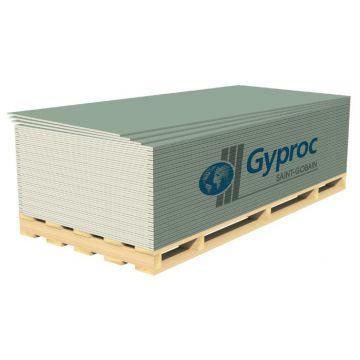 Гипсокартонный лист ГКЛВ Gyproc Аква Оптима Лонг 3000х1200х12,5 мм