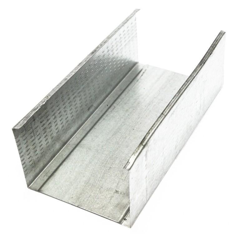 Профиль стоечный Металлист ПС-4 75х50 мм 3000 мм толщ. 0,5 мм