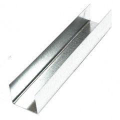 Профиль потолочный направляющий Металлист ППН-3 27х28 мм 3000 мм толщ. 0,4 мм