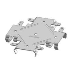 Соединитель одноуровневый (краб) Дипос для ПП 60х27 толщ. 0,9 мм