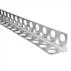 Профиль угловой алюминиевый Дипос 25х25 мм 3000 мм толщ. 0,35 мм