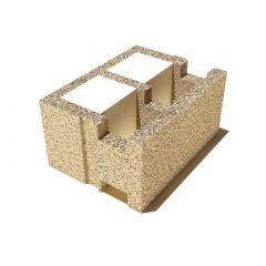 Блок для наружных стен Durisol DSS 37,5/14 (N) 500х375х250 мм