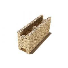 Блок для не несущих внутренних стен и перегородок Durisol DM 15/9 (N) 500х150х250 мм