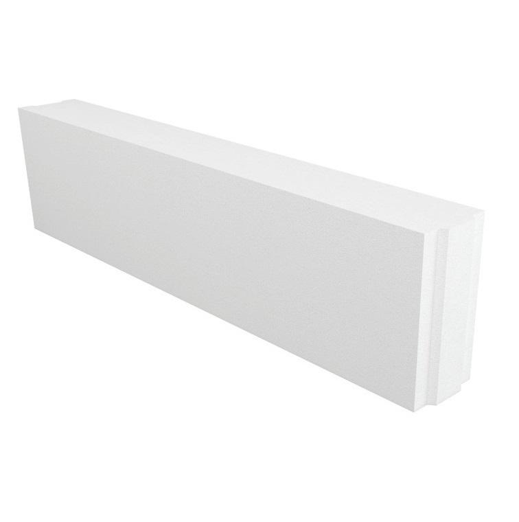 Блок из ячеистого бетона Грас газосиликатный 300х250х625 мм