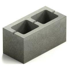 Блок бетонный двухпустотный Steingot М50 390х190х188 мм