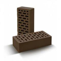 Кирпич облицовочный ВВКЗ одинарный шоколад М-150