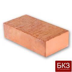 Кирпич строительный КЗ Болоховский одинарный полнотелый М-150