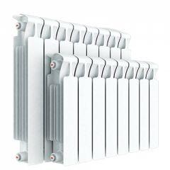 Радиатор биметаллический Rifar Monolit 350 мм х 4 секции