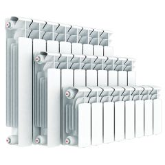 Радиатор биметаллический Rifar Base 500 мм х 6 секций