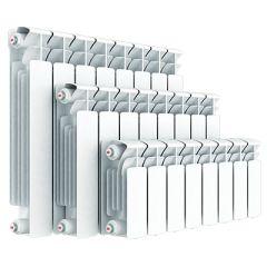 Радиатор биметаллический Rifar Base 500 мм х 8 секций