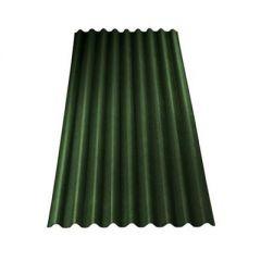 Лист Ондалюкс зеленый 1950х950 мм