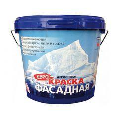 Краска акриловая Farbitex Фасадная 6 кг