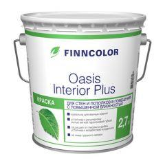 Краска Finncolor Oasis interior plus база А 2,7 л
