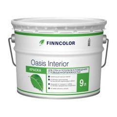 Краска Finncolor Oasis interior база А 9 л