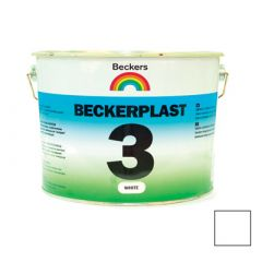 Краска Beckers Beckerplast 3 BAS VIT 10 л
