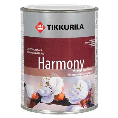 Краска интерьерная Tikkurila Harmony A 9 л