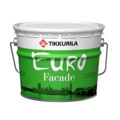 Краска Tikkurila Euro Facade 9 л