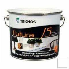 Краска Teknos Futura 15 РМ1 2,7 л
