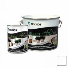 Краска Teknos Futura 40 РМ1 2,7 л