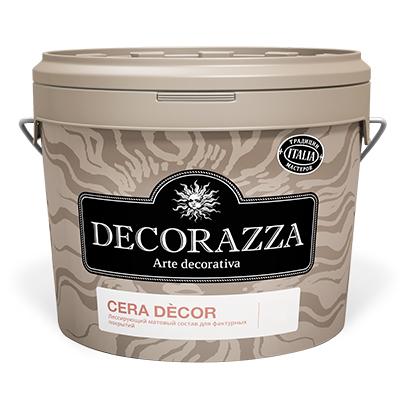 Декоративное покрытие Decorazza Cera Decor 2,5 л