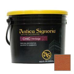 Декоративное покрытие Antica Signoria Chic Heritage Prestige T57 Base Gold + 2 toner 2,5 л