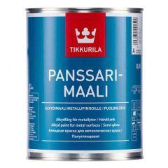 Эмаль Tikkurila Panssarimaali A 0,9 л