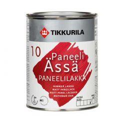 Лак Tikkurila Paneeli Assa EP матовый 0,9 л