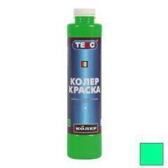 Колер-краска Текс №07 Зеленое Яблоко 0,75 л