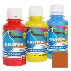 Колер Krafor универсальный карамель 0,1 л