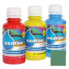 Колер Krafor универсальный зеленый 0,1 л